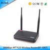 Preloaded openWRT AP mode 300mbps router equipment with 2 fixed antenna