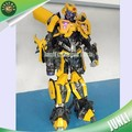 Lisaurus-CH1833 Robot Suitcase 2.5m heigth Bumblebee Costume led lights for costumes