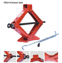 CE GS TUV Hydraulic Mini Mechinical Scissor Jack for universal car lifting