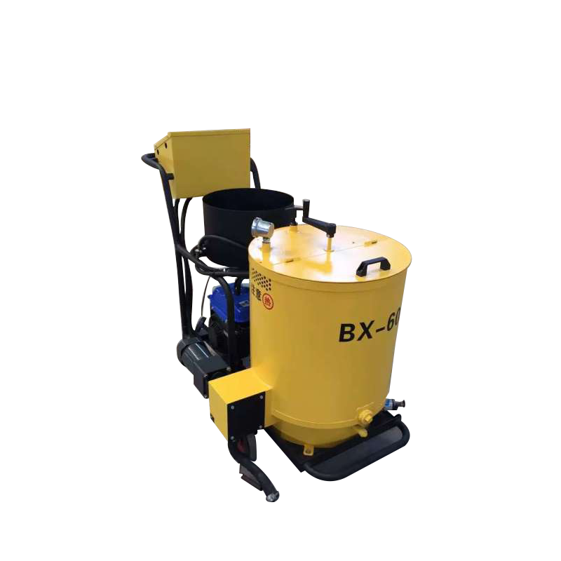 Road repair machine asphalt road crack filling machine