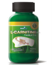 L-carnitine Tea polyphenol Tablet 800 mg slimming pills