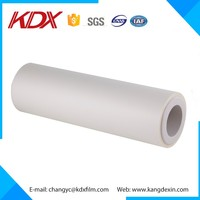 China Supplier 12 mic Plastic BOPP Film For Extrusion Coating No-Primer Gloss Film BOPP PVC manufacturals