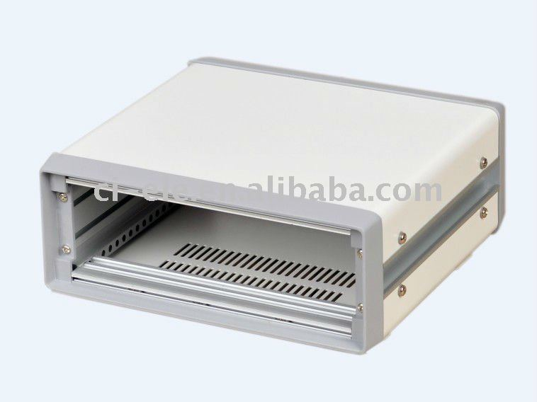Series C1 Aluminum Instrumented Enclosures