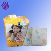 Good Quality Economic Happy Baby Diapers Wholesale in China