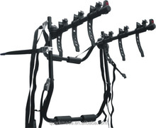 Bike Rear Boot Mounted Car Carrier Rack With Straps