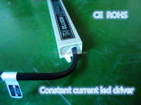 10w 20w 30w 40w 50w constant current led driver 3.5A 4.2A ce rohs constant current dimmable led driver