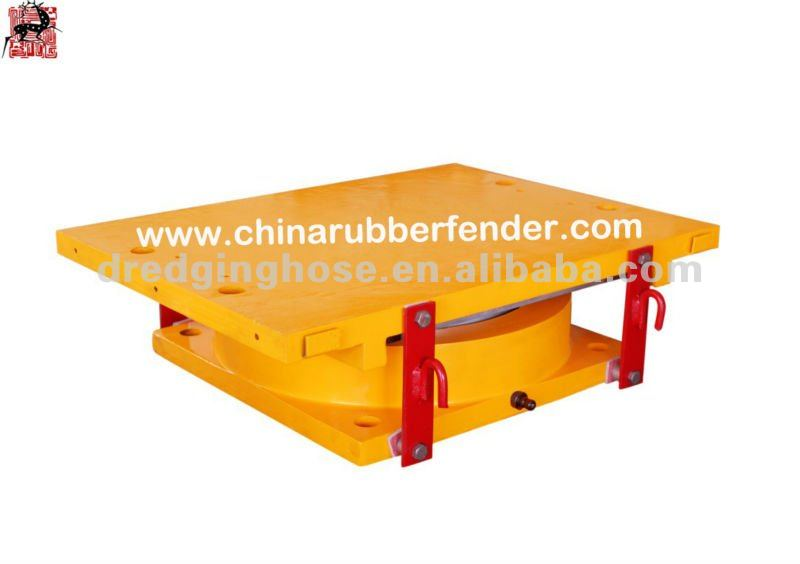 bridge rubber bearing pad