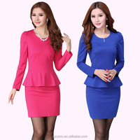 2015 Fashion Women Work Suit Jacket