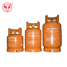 CE certification 2kg 3kg 5kg lpg gas cylinder and gas tank for cooking