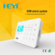 Security CE Economy Wireless Smart Home D.I.Y. Alarm System Kit