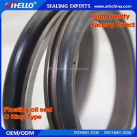 SPCC PU DKBI Dust seal Hydraulic oil seal