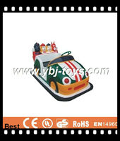 double seat battery ride on army car for kids indoor playground