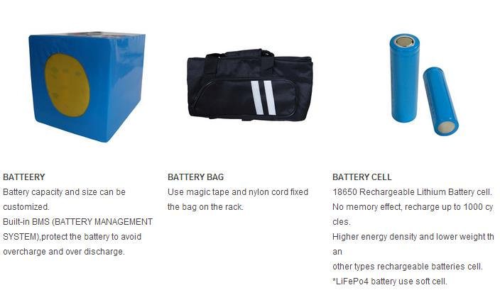18650 cell 72v 30ah lithium battery Exported to Worldwide