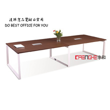 Wood Meeting Desk Conference Table Meeting Table For 12 Person SH-322