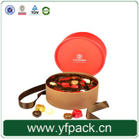 Hot Sale Different Sized Decorative Paper Luxury Chocolate Gift Boxes