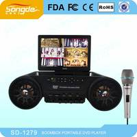promotion ,midi,karaoke dvd,vcd,svcd,mp4,mp3,divx player factory on sale