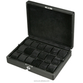 12 Slots Carbon Fiber watch boxes and cases