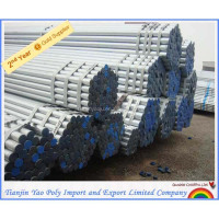 galvanized steel pipe home depot