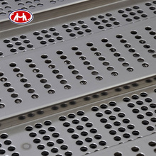 wholesale made in China Cheap price cheap perforated metal sheet for building material For sale