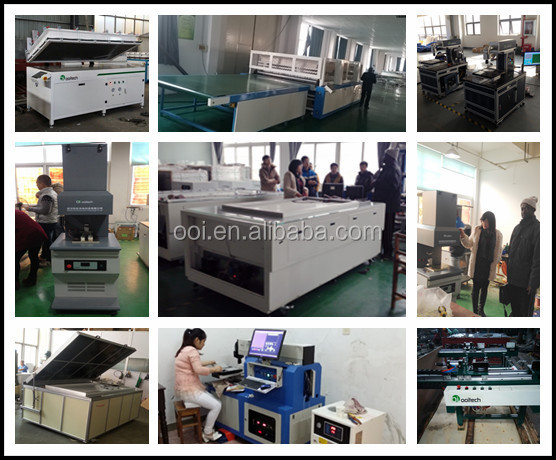 Ooitech solar cell soldering station Turnkey Solution for solar panel production