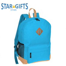 Wholesale Custom Brand Backpack 600D Polyester High School Backpack