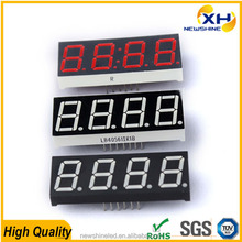 Wholesale Full Color 0.56 Inch mini led clock display counter seven segment display