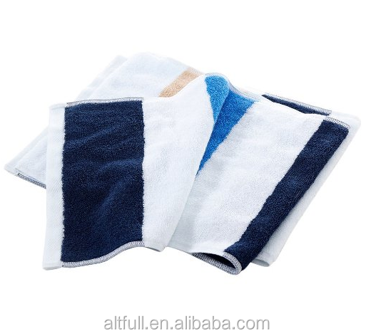 Strong Absorbent 100% Cotton Sport Towel For Badminton
