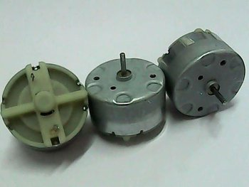 For DVD/CD, ROHS Certificate, RF-500 RF-500TB Micro Motor DC Electric Motor