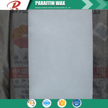 China supplier solvent material fully refined paraffin wax
