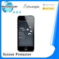manufacturer Newest high transparency screen protector for iphone 5/5s5 samsung galaxy Mobile phone accessory accept paypal