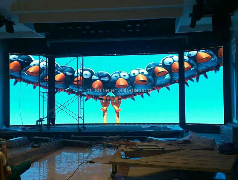 P3.91 Rental Stage Video LED Display Screen for Outdoor Advertising