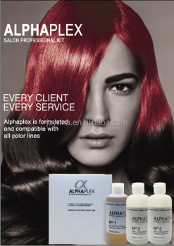 Fluid Neutralizer Brassy for Blonde Hair - Alphaplex/ Olaplex