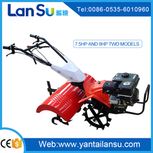 Four-wheel mini tiller tractor parts for home use