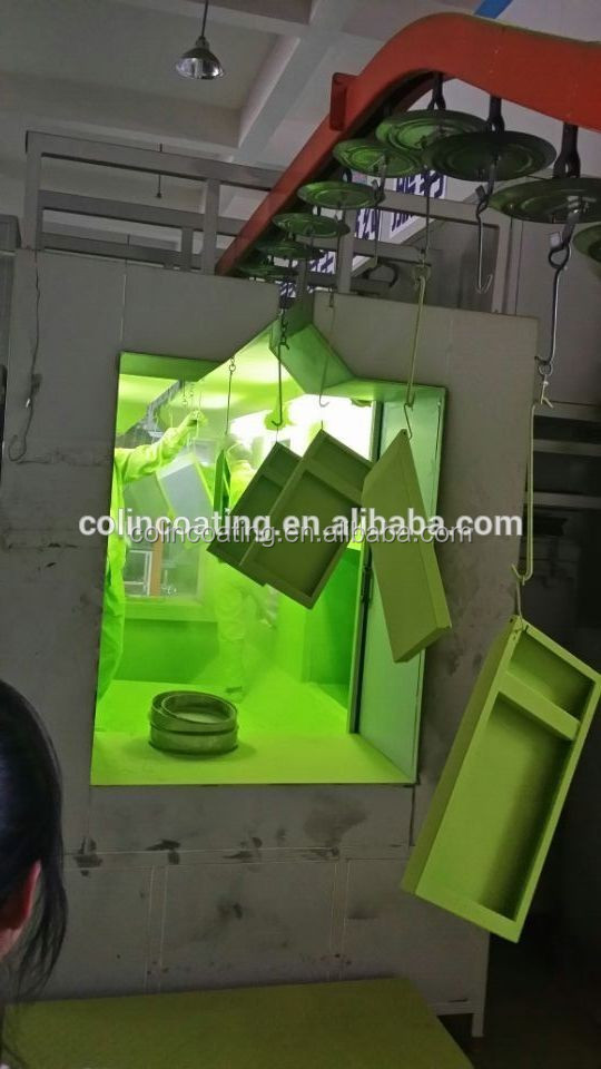 Gas Electrostatic paint, Powder Coating Oven, booth Burner