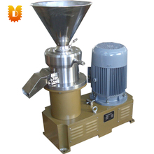 JM180 peanut colloid mill/chicken bone sesame grinder/peanut butter making machine