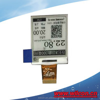 1.54inch IPS E-ink/E-paper shelf label for smart watch and wrist