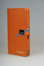 Genuine Leather Case For Sony Xperia Z L36h