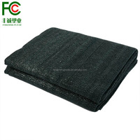 Cheap hot sell wholesale good quality black color shade net,covers mesh cooling sun shade net