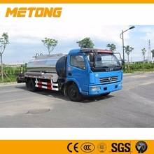 Low Comsumption LMT5090GLQB Portable Bitumen Sprayer Truck