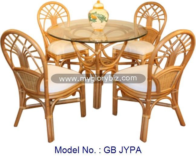 Indoor Rattan Set For Home Living Furniture And Rattan Tae Table