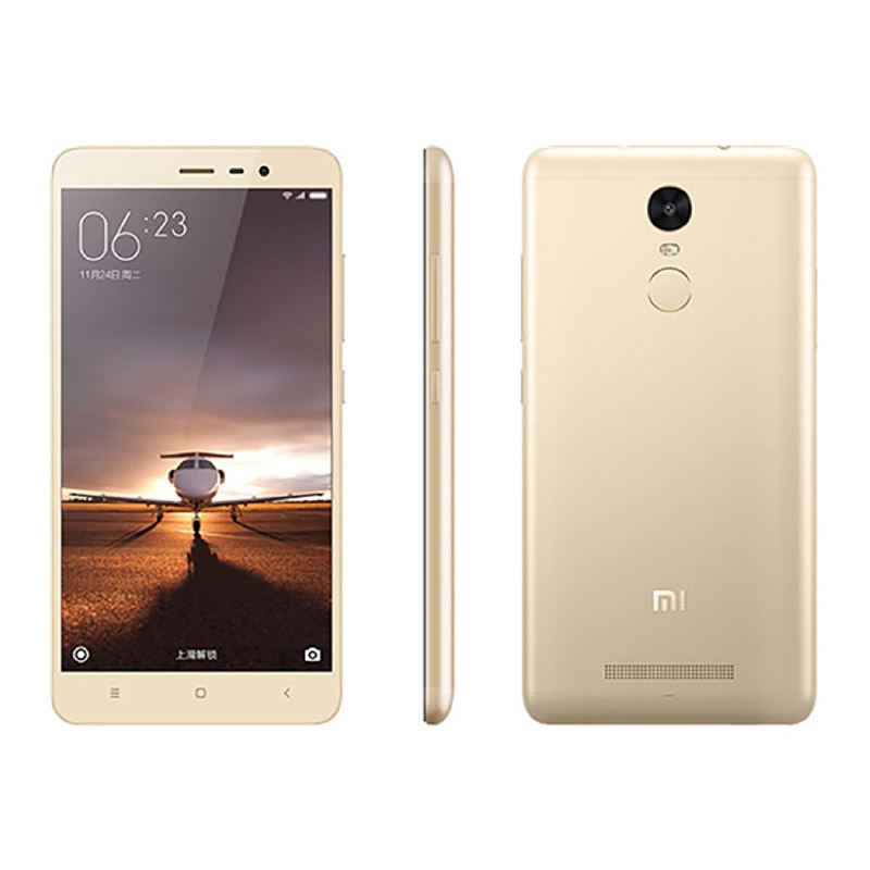 New In 2016 In India Xiaomi Redmi Note 3 Red Mi Note3 Big Button 4G Lte 2GB 16GB or 3GB 32GB Android 13MP Mobile Phones