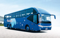 USED LUXURY BUS FROM CHINA