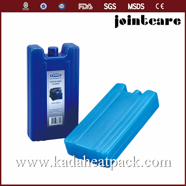 Gel Ice Cooler Box Picnic Ice Box