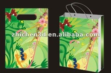 New Fashion Wedding Paper Shopping Bag