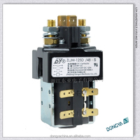 Albright Type SW80 Normal Open DC Contactor 125A