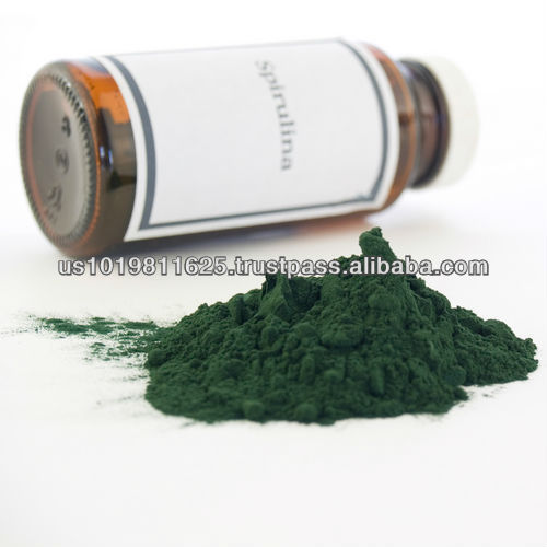 Organic Spirulina Powder Health Food