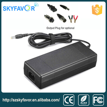 24V VRLA, SLA, AGM,GEL lead-acid battery charger with alligator clip electric scooter battery charger 24v 1.8a