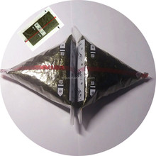 triangle onigiri nori in plastic packaging for sale