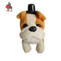 funny plush dog toys,Very cute with music walking dancing pet dog