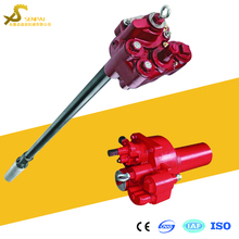 Hot Selling fuel dispenser submersible pump,with motor red jacket